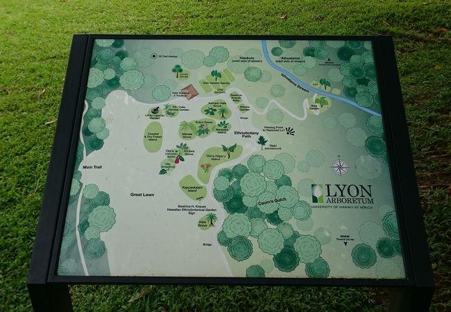 ライアン樹木園