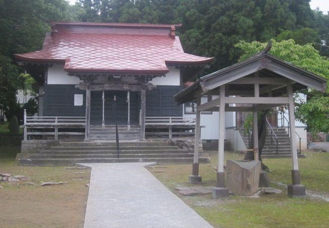 大湊駅至近の見所といえばこちらです。