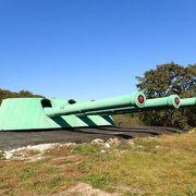 ルースキー島の要塞・ヴォロシロフスカヤ砲台