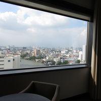ツインルームからの眺望