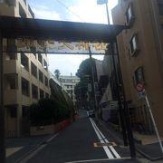 横須賀城の入り口