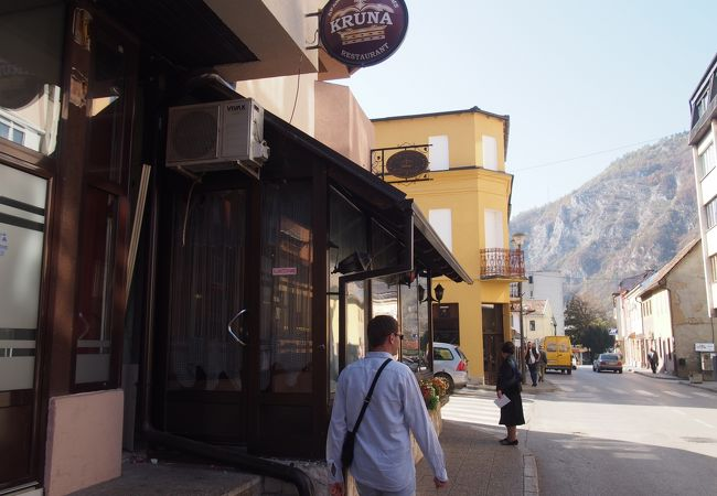 レストラン クルーナ