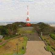 360度ぐるっと見渡せる観光地
