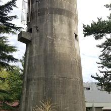 陸軍の給水塔
