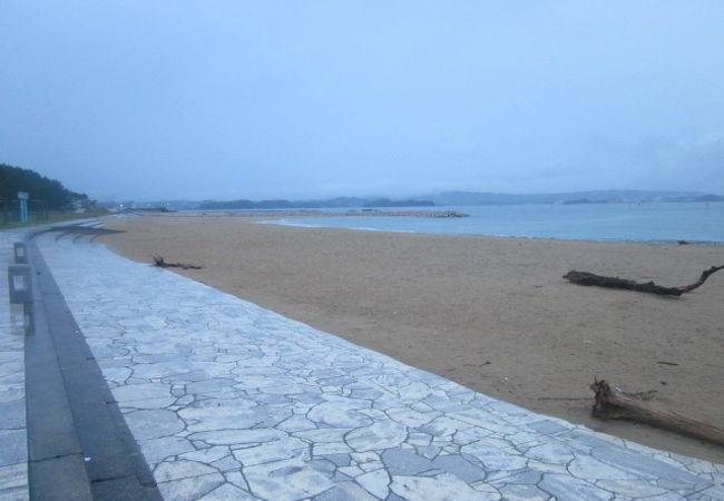 田辺扇ヶ浜海水浴場