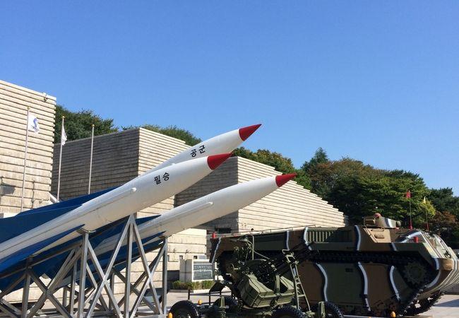 仁川上陸作戦記念館