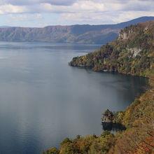 十和田湖の絶景ポイント ちょっと道に迷います