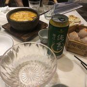 日本語は通じないけど味は絶品