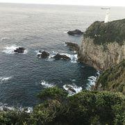 足摺岬展望台からの眺め