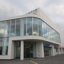 稚内駅のキタカラ