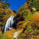 中ノ又渓谷 安の滝