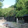 写真:中山邸跡 (京都御苑内)