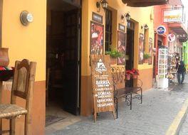 Fonda Chivo y Vaca Tequila Jal