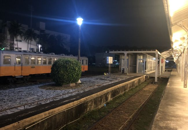 台東市鐵道路廊