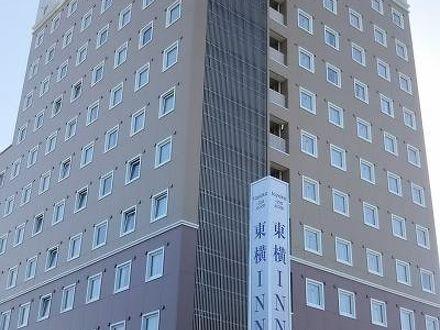 東横イン新富士駅南口 写真
