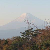 お部屋から富士山が見える