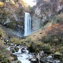 平湯大滝の大瀑布