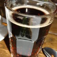 アルコール無のビール。味はビールでした。