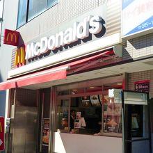 マクドナルド 久里浜駅前店