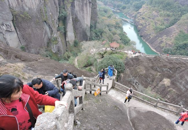 天游峰景区