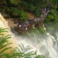 写真:滝の上遊歩道