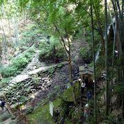 エクシブ湯河原離宮近くの二つの滝巡り
