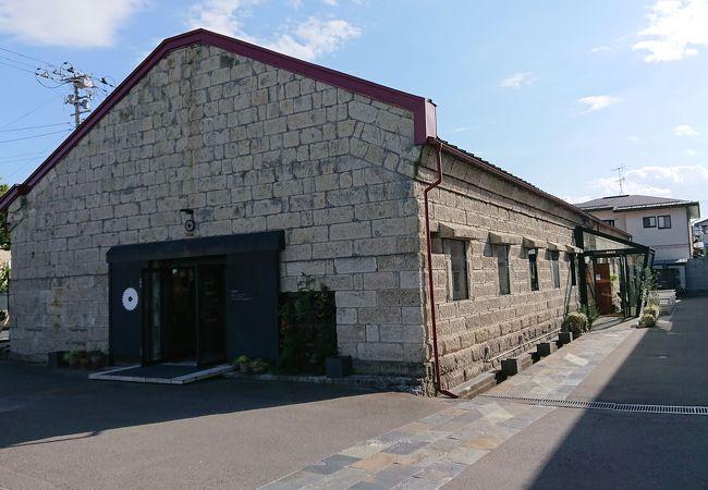 蔵をリノベーションしたレストラン(イタリアン)