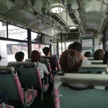 ミホ ミュージアム行き直通バス (帝産バス)