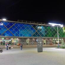 ドゥシャンベ空港 (DYU)