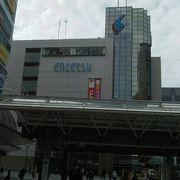 浜松駅前の百貨店