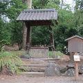写真:縣井 (京都御苑)