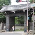 写真:今出川御門 (京都御苑内)