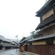 昔の東海道を偲ぶ。