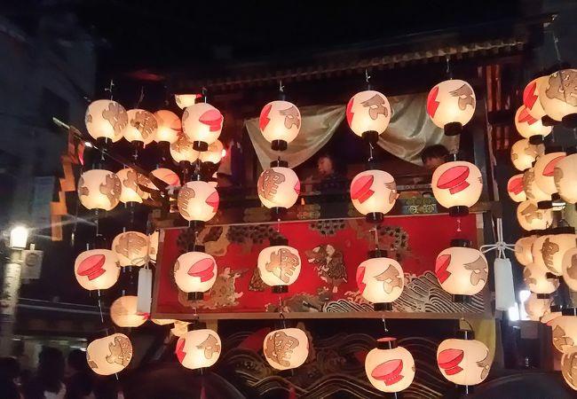春日神社 秋祭り