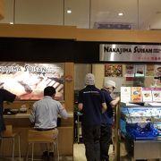 日本食フードコートあり