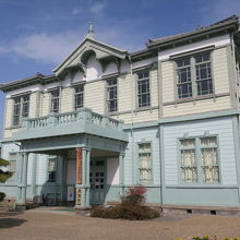 須坂市旧上高井郡役所