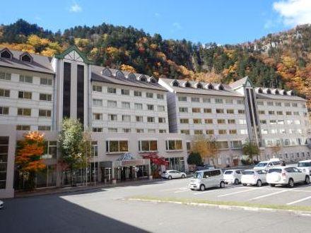 層雲峡温泉 朝陽リゾートホテル 写真