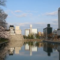 富山城址公園