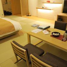 キレイなお部屋に満足。