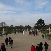 巨大な公園