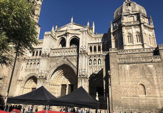 トレド大聖堂 (カテドラル)