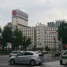 名古屋の三越