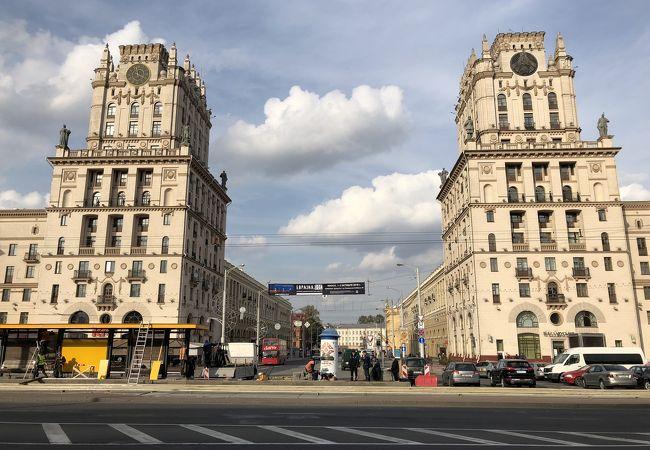 キーロフ通り
