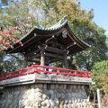 写真:愛染院の梵鐘