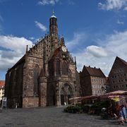 重厚なドイツにぴったりの教会
