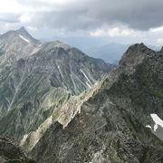 山頂からの景色は感動ものです