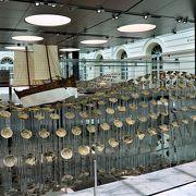 日本語ガイドで100倍楽しい!陶器、仏像、キリスト教のクロスカルチャーな展示物いろいろ