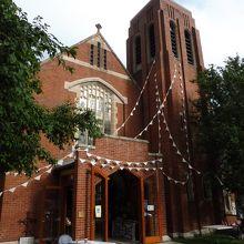 セントヒルダズ アングリカン教会