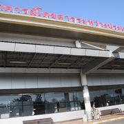 市街地に近い便利な空港