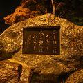 写真:百瀬慎太郎記念碑